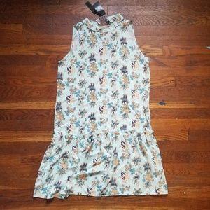 Buffalo David Bitton paisley print dress size L